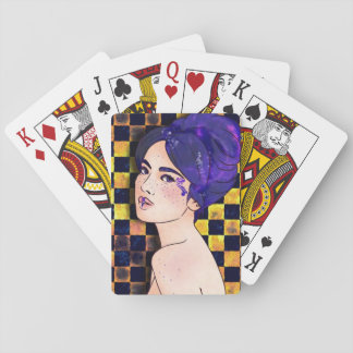 Portrait Playing Cards