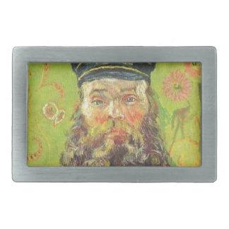 Portrait Postman Joseph Roulin - Vincent van Gogh Belt Buckles