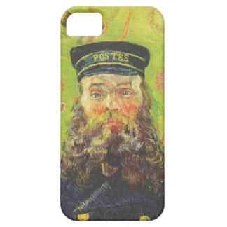 Portrait Postman Joseph Roulin - Vincent van Gogh iPhone 5 Cases