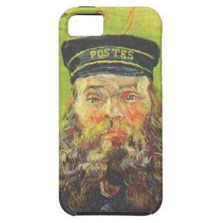 Portrait Postman Joseph Roulin - Vincent van Gogh iPhone 5 Covers