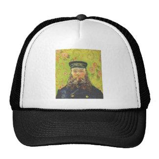 Portrait Postman Joseph Roulin - Vincent van Gogh Trucker Hat