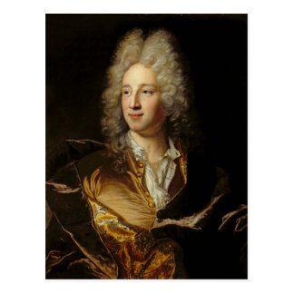Portrait presumed to be Louis-Alexandre Postcard