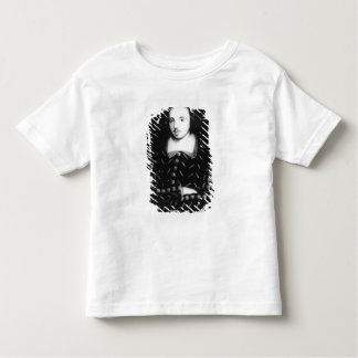 Portrait said to be Christopher Marlowe Toddler T-shirt
