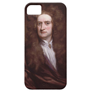 Portrait Sir Isaac Newton by Sir Godfrey Kneller iPhone 5 Cases