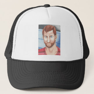 Portrait Trucker Hat