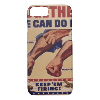 Portrait_War image iPhone 7 Case