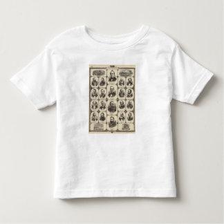 Portraits of Citizens of Cedar Rapids Toddler T-shirt