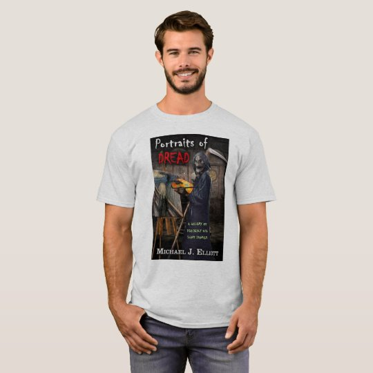 Portraits of Dread-by Michael J Elliott T-Shirt