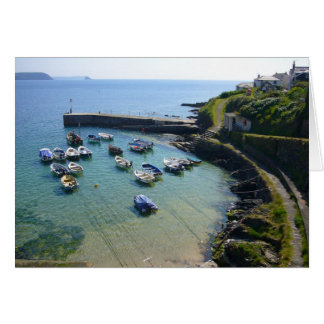 Portscatho Harbour Card