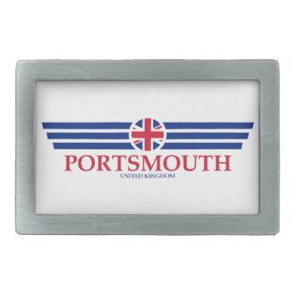 Portsmouth Belt Buckle