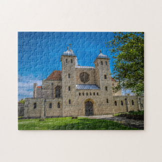 Portsmouth Cathedral Puzzle