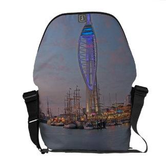 Portsmouth, Hampshire, England Messenger Bag