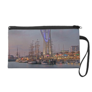 Portsmouth, Hampshire, England Wristlet Purse