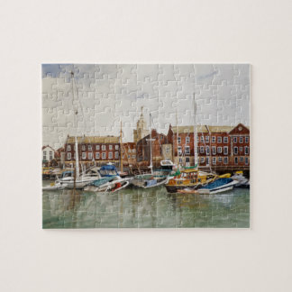 Portsmouth Harbour Jigsaw Puzzle