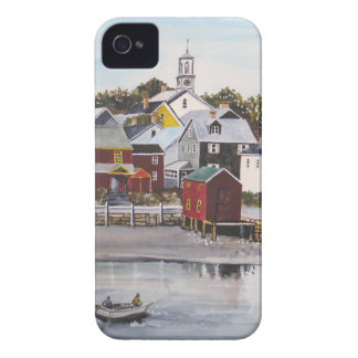 Portsmouth Harbour, New Hampshire iPhone 4 Covers