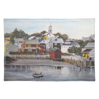 Portsmouth Harbour, New Hampshire Placemat