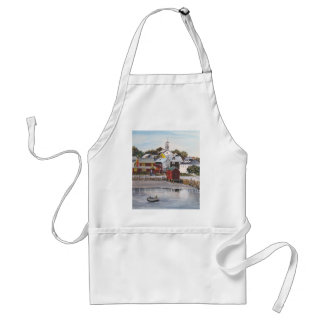 Portsmouth Harbour, New Hampshire Standard Apron