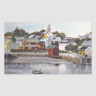 Portsmouth Harbour, New Hampshire Sticker