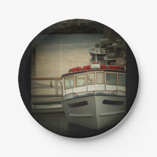 PORTSMOUTH NEW HAMPSHIRE PARTY PLATE 7 INCH PAPER PLATE