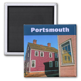 Portsmouth (NH) Magnet