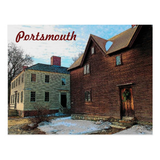 Portsmouth (NH) Postcard