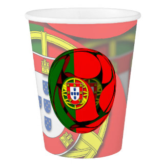 Portugal #1 paper cup