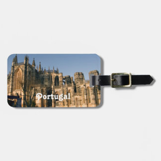 Portugal Architecture Luggage Tag