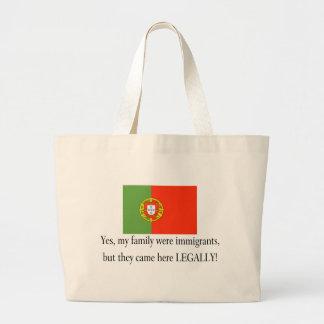 Portugal Tote Bags