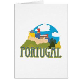 Portugal Card