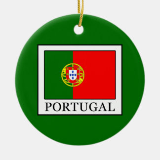 Portugal Ceramic Ornament