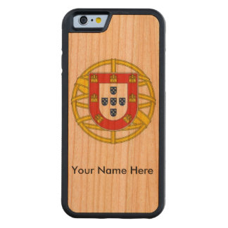 Portugal Cherry Wood* iPhone 6 Cover