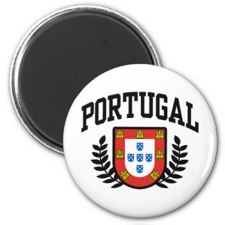 Portugal Coat of Arms Magnet