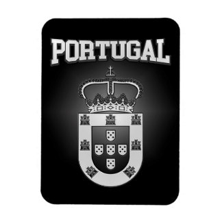 Portugal Coat of Arms Rectangular Photo Magnet