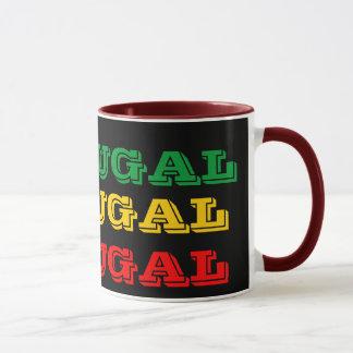 Portugal Coffee Tea Mug  Caneca de Portugal
