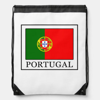 Portugal Drawstring Bag