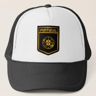 Portugal Emblem Trucker Hat