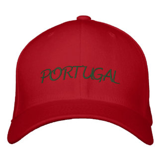 Portugal Embroidered Hat