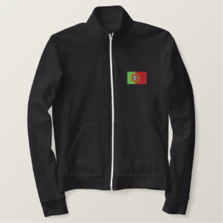 Portugal Embroidered Jacket