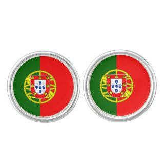 Portugal Flag Cufflinks