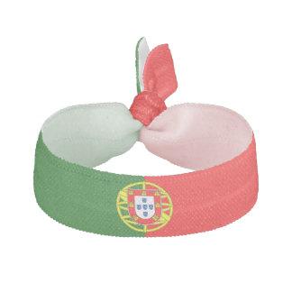 Portugal Flag Hair Tie