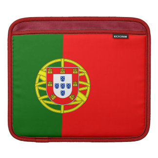 Portugal Flag iPad Sleeves