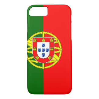 Portugal Flag iPhone Case