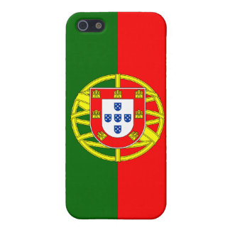 Portugal Flag iPhone Case For iPhone 5/5S