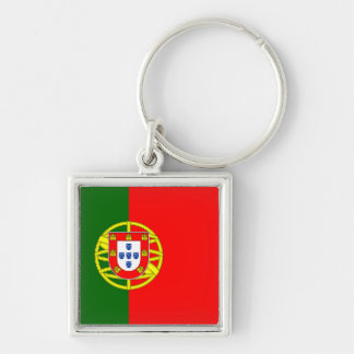 Portugal Flag Keychain