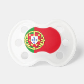 Portugal Flag Pacifier