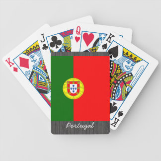 Portugal Flag Playing Cards