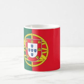 Portugal flag quality coffee mug