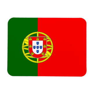 Portugal Flag Rectangular Photo Magnet