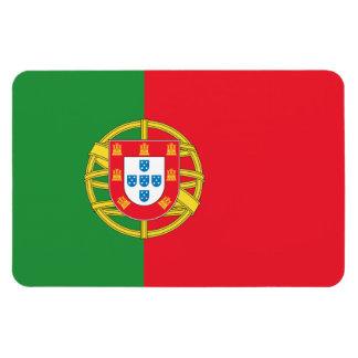 Portugal Flag Rectangular Photo Magnet