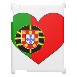 Portugal Flag Simple Case For The iPad